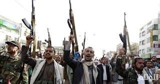 محكمة تابعة لجماعة الحوثي في صنعاء اليوم تقضي بإعدام ثلاثة يمنيين، بينهم امرأة بتهمة التخابر مع دول التحالف العربي