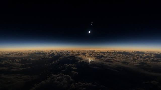 Os eclipses acontecem desde o princípio e continuam acontecendo
