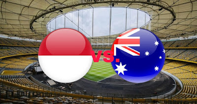Live Streaming Indonesia vs Australia Kejohanan B-16 AFC 1.10.2018