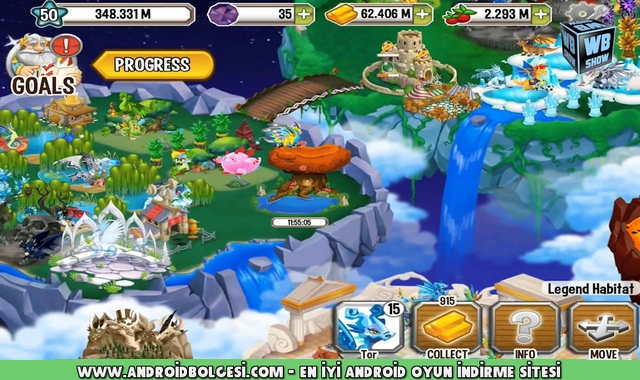 Dragon City Mod Apk