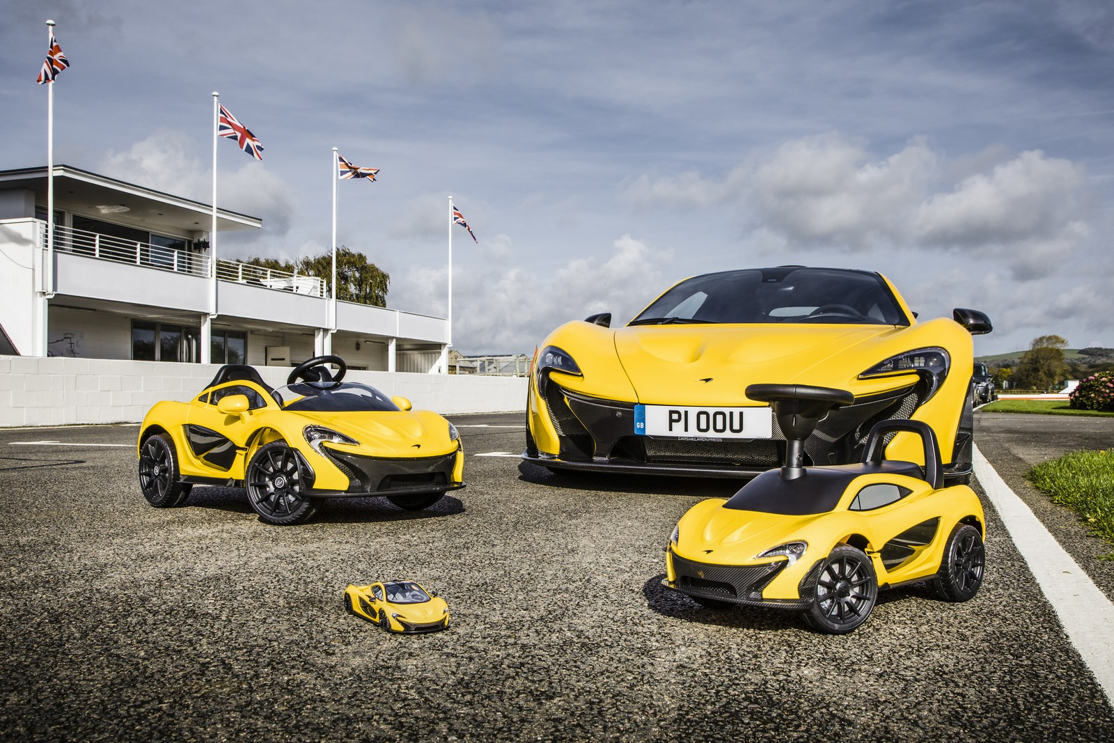 Mclaren P1 Foot To Floor Edition Is An Extremely