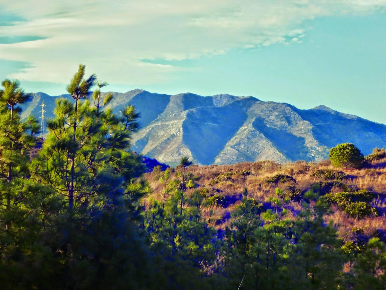 Costa del Sol Mountains