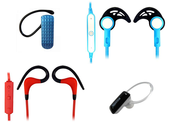 CDR-King Bluetooth headsets