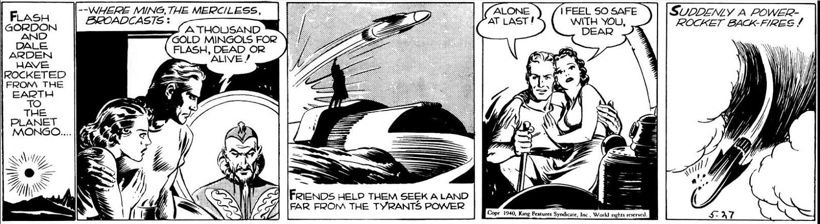 Think, that comic flash gordon strip opinion