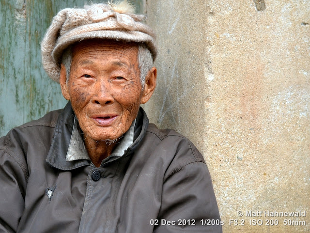 close up, people, Chinese people, Chinese man, portrait, street portrait, headshot, South China, Guangxi province, Xingping, old fisherman