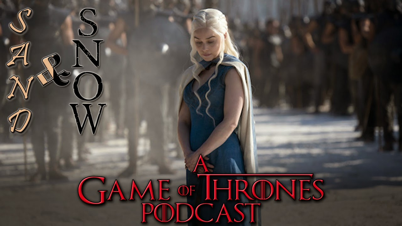Game Of Thrones S4e3 Breaker Of Chains Game Of Thrones