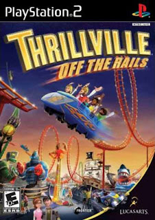 Thrillville: Off the Rails (PS2) 2007