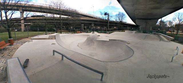 Skatepark Maisons Alfort