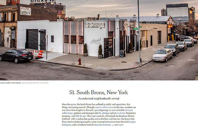 El South Bronx contra la gentrificación