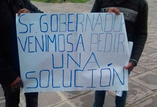 Remiseros de La Quiaca denuncian persecución del Intendente Tito