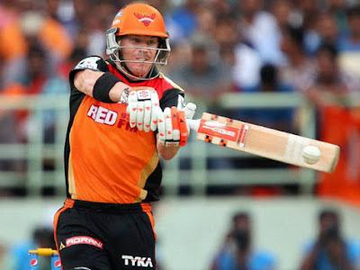 ऑस्ट्रलिया के सलामी बल्लेबाज डेविड वार्नर गौतम गंभीर को पछाड़कर आईपीएल में सबसे ज्यादा अर्धशतक बनाने वाले बल्लेबाज बन गए