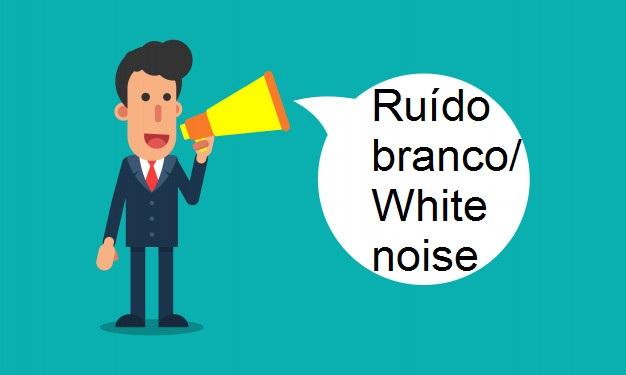 Ruído branco/white noise para estudar: funciona?