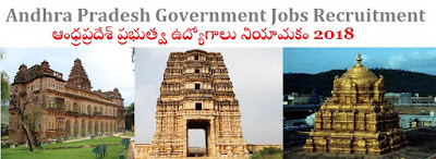 AP Govt Jobs, Andhra Pradesh Govt Jobs, Government Jobs in Andhra Pradesh recruitment