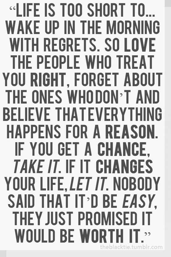 Be Quotes Happens Reason Everything Meant
