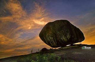 Batu Granit di Pantai Belitung ini Unik