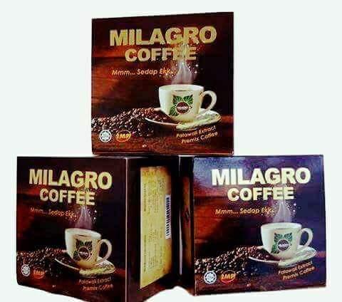 Kebaikan Milagro Coffee Patawali