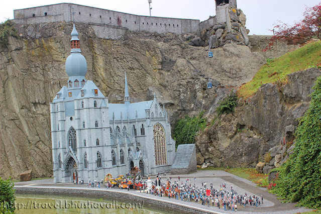 Dinant Mini Europe Top Things to do in Brussels