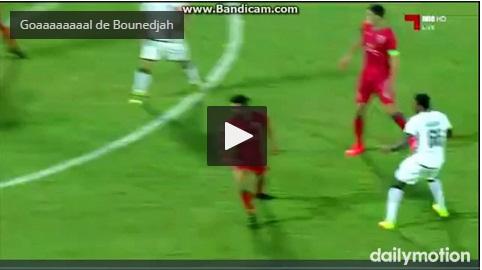 Vidéo : Goooooal Baghdad Bounedjah qui n'arrête pas de marquer