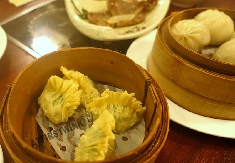 All You Can Eat dim sum hot pot Full Moon The Hague coriander dumpling