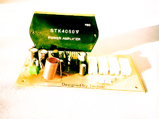 STK 4050 - 200Watt Power Amplifier