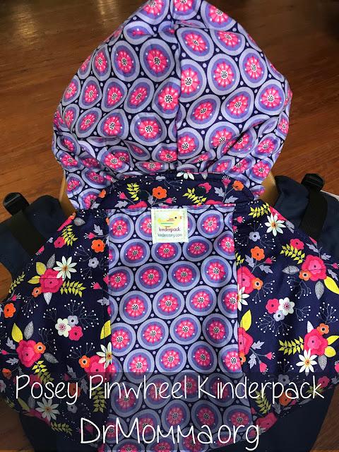a39bcdaad09 Posey Pinwheel Duo - Preschool Standard One of the most popular duos!  Matching pinwheel hoody-hood (example pictured below) SALE  169