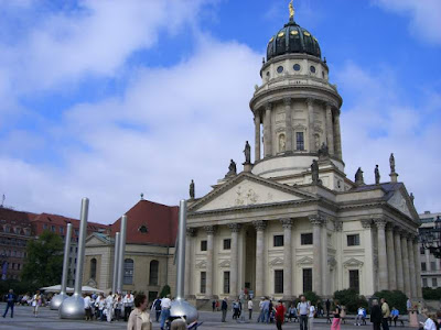 Catedral francesa en Berlin