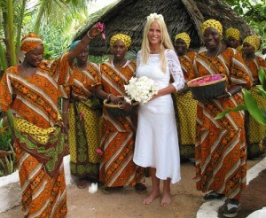 African Wedding Themes Kenya
