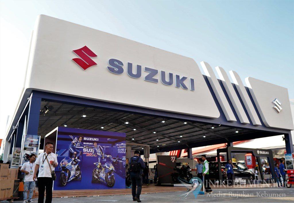 Bertemakan 100 Persen Buat Indonesia, Suzuki Turut Meriahkan Jakarta Fair Kemayoran 2019