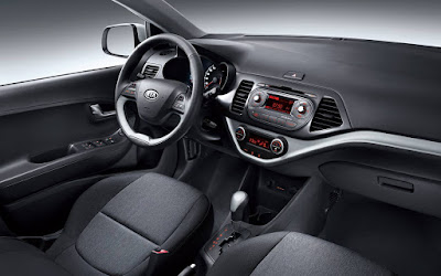 KIA Picanto stearing wheel