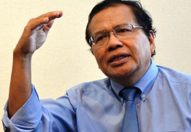 Jokowi Dipuji Asing Karena Potong Anggaran, Rizal Ramli: Ya Senang Donk Asing, Kan Aset Jatuh