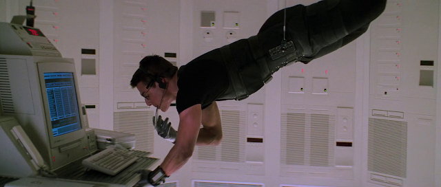 Mission: Impossible (1996) Dual Audio [Hindi-English] 720p BluRay ESubs Download