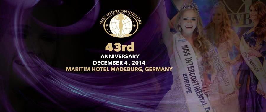 Watch Miss Intercontinental 2014 Live stream and Results Coverage