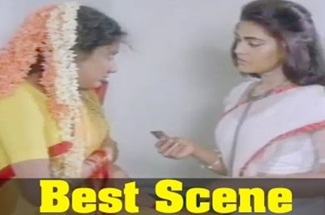 Thalattu Ketkuthamma Movie : Silk Smitha, And Kanaka, Best scene