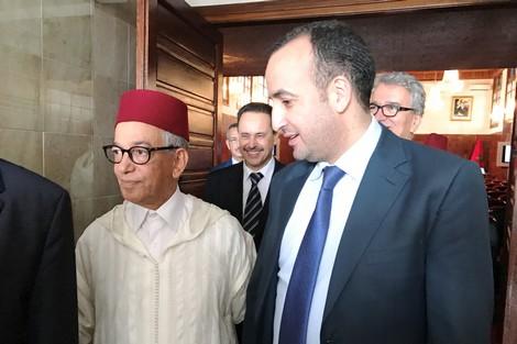 فارس يستعرض تطور السلطة القضائية في المغرب