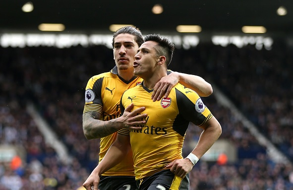 Alexis Sanchez and Hector Bellerin set to leave Arsenal