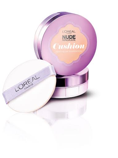 L' Oreal NUDE MAGIC CUSHION
