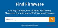 Flash Stock ROM Samsung GALAXY VIEW SM-T670 / T677