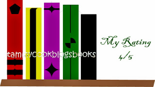 tammycookblogsbooks book rating 4.5/5