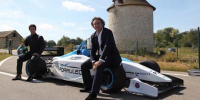 Michelin Sponsor Resmi Ban Balap Formula E