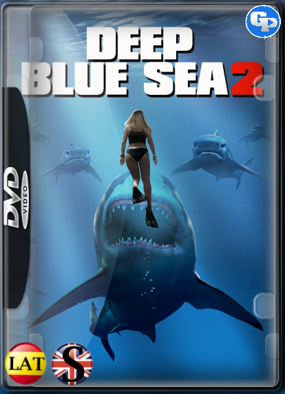 Deep Blue Sea 2 (2018) DVD5 LATINO/INGLES