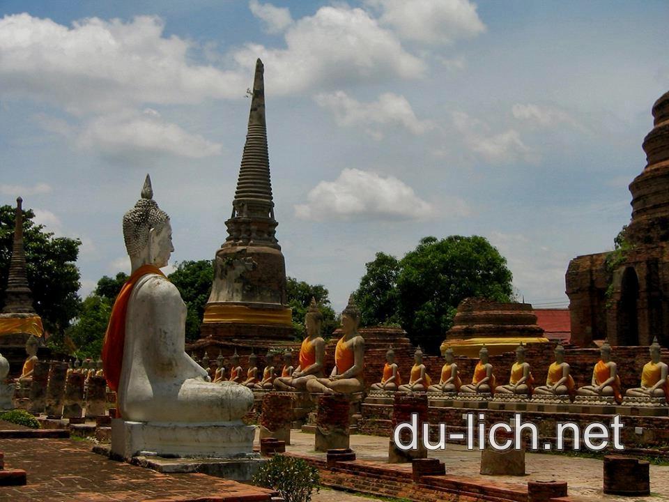Các địa điểm nên đi tham quan du lịch khi sang Thái