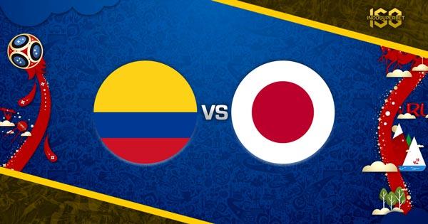 Prediksi Kolombia vs Jepang 19 Juni 2018