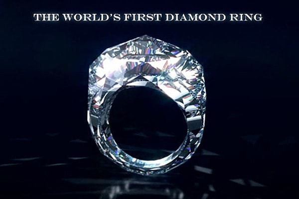 Самое дорогое обручальное кольцо