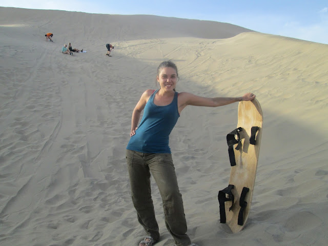 Última foto con la cámara den Perú