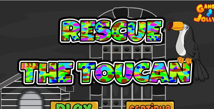 Rescue The Toucan Walkthr…