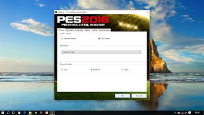 Cara Mudah Mengatasi GPU, VRAM Yang Tidak Terdeteksi PES 2016