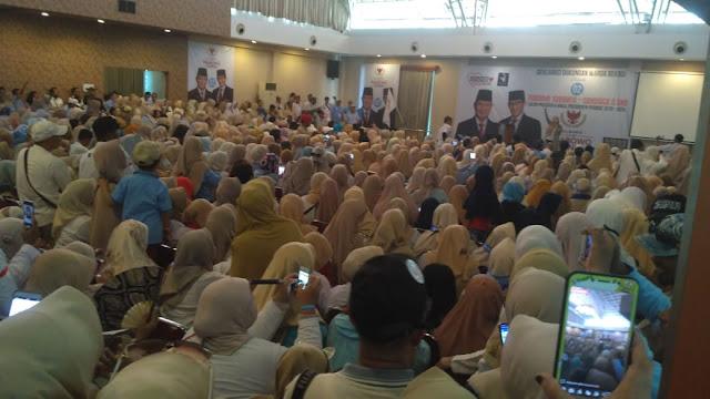 Ribuan Warga Bekasi Deklarasikan Pemenangan Prabowo-Sandi