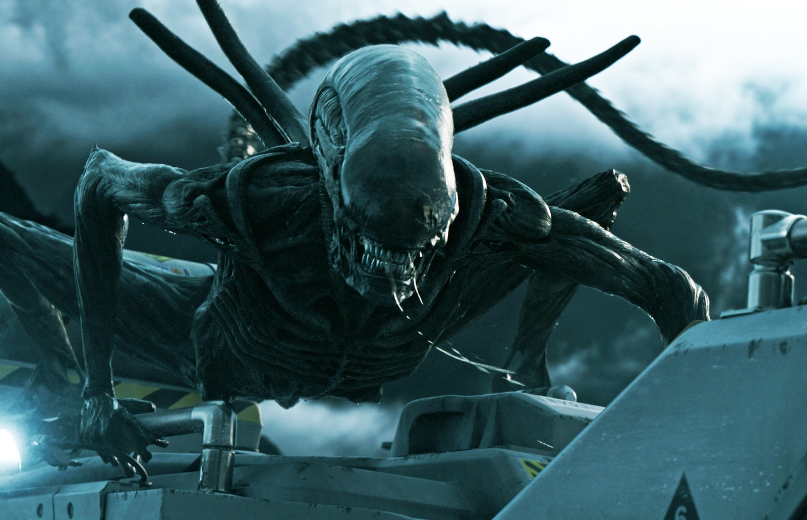 Ridley Scott keeps thinking about making more Alien movies