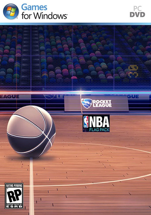 Rocket League NBA Flag Pack Download Cover Free Game
