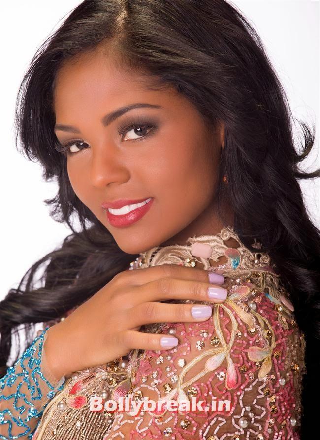 Miss Angola, Miss Universe 2013 Contestant Pics